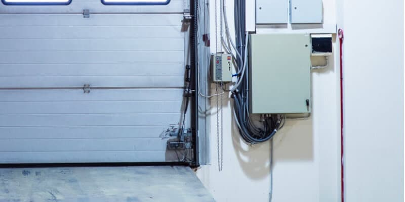 myq control panel - Exodus Garage Doors
